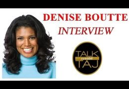 Interview with Denise Boutte part 2