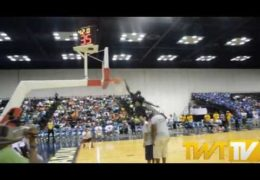 2014 INDIANA BLACK EXPO SLAM DUNK CONTEST