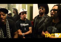 Interview with Nappy Roots concert/interview