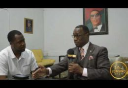 Minister Tony Muhammad speaks United & Peace Movement, Social Media and Hip Hop artist Part 1