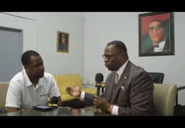 Minister Tony Muhammad talks FDA, Nation of Islam 3 year plan, Interracial dating Part 4